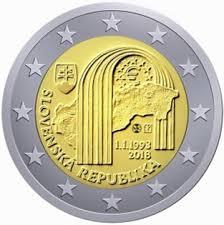 Ter ere van de 25ste verjaardag van de Slowaakse Republiek.